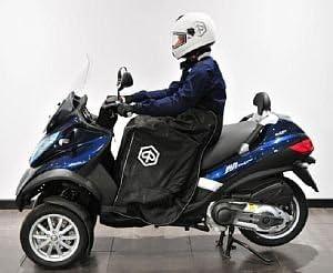 Protective Leg Cover For Piaggio Mp3 Auto