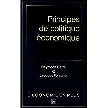 principes de politique economique