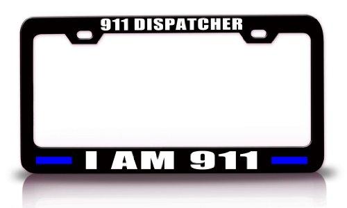 license plate frame 911 - 3
