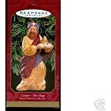 Caspar The Magi Blessed Nativity Collection 1999 Hallmark Keepsake Ornament