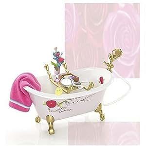 Amazon Com Barbie Fashion Fever Bath Time Toys Amp Games