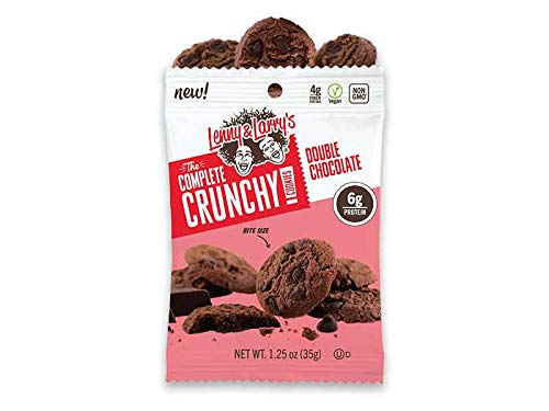 Lenny and Larrys The Complete Crunchy Cookie - NEW Bite Sized Plant Based Protein Cookies- 3 Variety, 4 of each flavor (12 pk) - Vegan - Non Gmo by Lenny and Larry (Image #3)