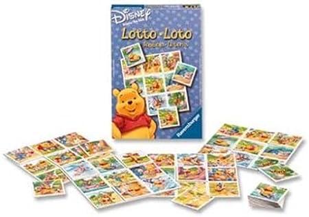 Disney Winnie the Pooh - Lotto, partido juego (para niños)