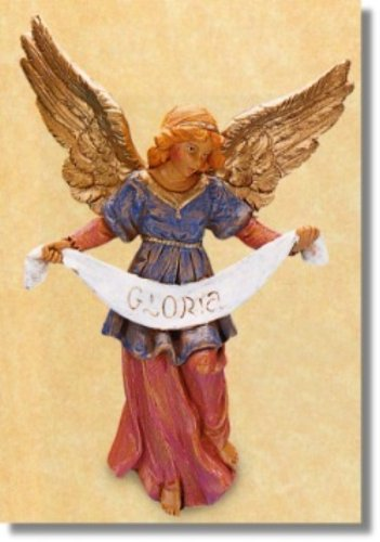Figure Fontanini Gloria Angel - Fontanini 7.5