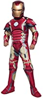 Rubie's Costume Avengers 2 Age of Ultron Deluxe Iron Man Mark 43 Costume, Small