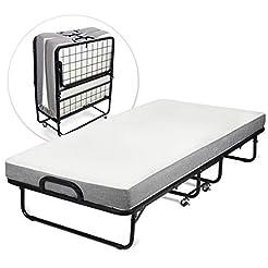 Milliard Diplomat Folding Bed - Twin Siz...