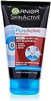 GARNIER Garnier Skin Active Pure Active Intensive Charcoal 3in1 150mL, 150 Gram