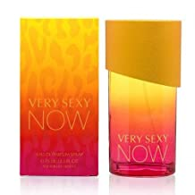 Very Sexy Now for Her by Victoria's Secret 2.5 oz Eau de Parfum Spray Yellow Box 2007 Edition