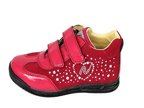 Naturino - Zapatillas para niño rojo - rojo