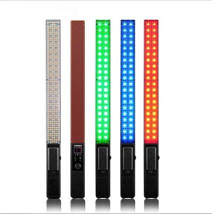 yongnuo yn360  : YONGNUO YN360 Handheld LED Video Light 3200k 5500k RGB ...
