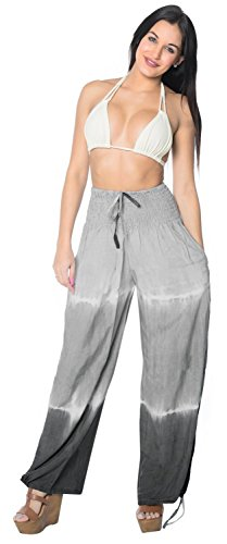 comfy-women-soft-rayon-swimwear-sleepwear-casual-lounge-pajama-loose-pant-grey-valentines-day-gifts-