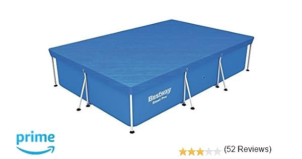 Bestway 58106 Cobertor Invierno para Piscinas, 100x45x115 cm: Amazon.es: Jardín