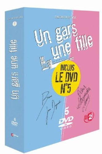Best of Un gars, Une fille - Volumes 1 à 5 - Coffret 5 DVD