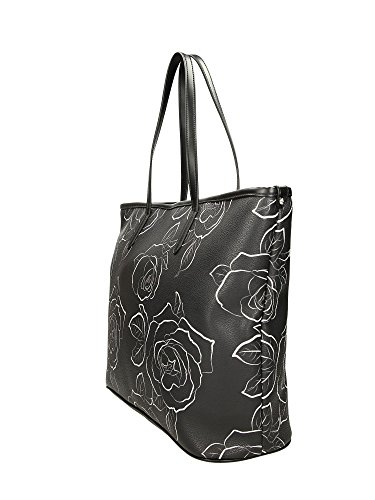 Tote White Black Women's Bag Armani O7qxpnwqC