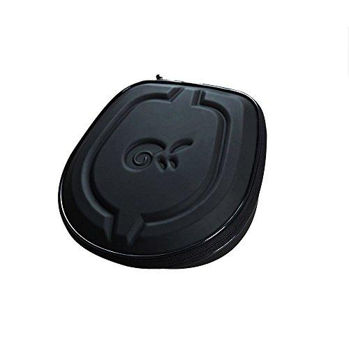 Hard EVA Travel case for Leme EB20A Wireless Ergonomic Bluetooth 4.0 Over Ear Headphone by Hermitshell