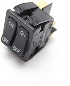 Whirlpool W11032731 Switch-Off Genuine Original Equipment Manufacturer (OEM) Part
