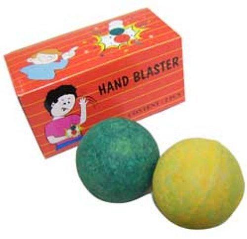 1 Sets Hand Blaster Balls (Blaster Hand Balls)