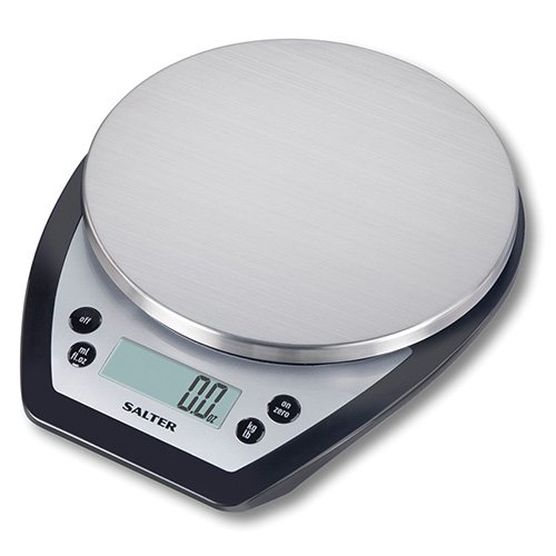 Value Series 1020BDWH Digital Portion Control Scale - 11 lbs. x .125 oz. Capacity
