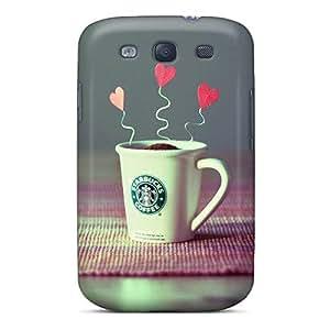 Galaxy S3 Case Bumper Tpu Skin Cover For Starbucks Creative Beauty Hd Accessories