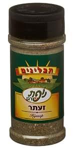 Nofet Dagan Zaatar In A Jar, 4.59-Ounce Units (Pack of 6)