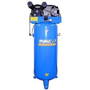 2. Puma Industries PK-6060V Air Compressor