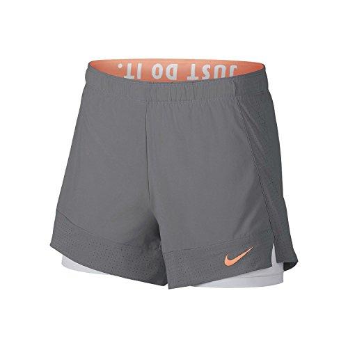 Grey Femme crimson Atmosphere Short Flex white Pulse Nike U4IwxfnzBq