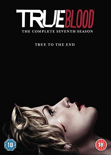 True Blood   Season 7  Dvd   2014