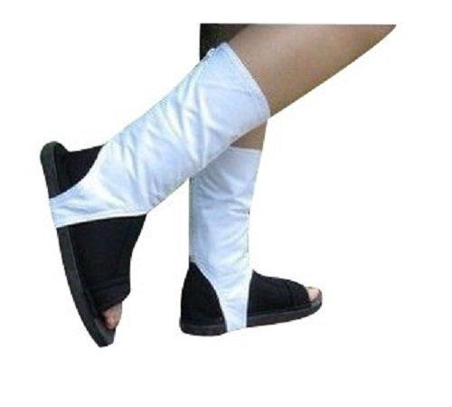 Cosplay shoes NARUTO - Naruto - Akatsuki ninja shoes costume boots S size 23 ~ 24cm DM156