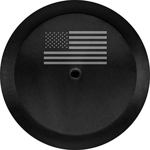 - Mopar 82215439 American Flag Logo Cloth Spare Tire Cover Jeep Wrangler JL