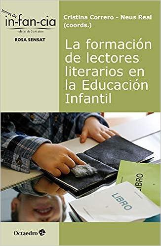La Formación de lectores Literarios En La Educación Infantil ...