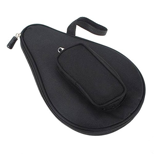 CAMTOA Table Tennis Schlägerhülle Tischtennis Ping Pong Racket Paddle Bag Tasche