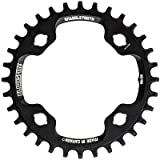 SNAGGLETOOTH WP chainring 96BCD 32t - blk