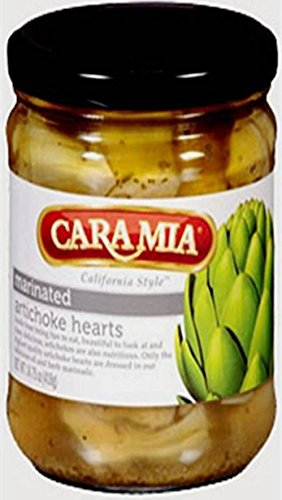 Cara Mia Marinated Artichoke Hearts 65 Fl.Oz. ()