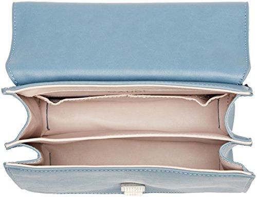 a cm Gaudì Blu Stripes 6x17x23 Blank Avio Borsa Tracolla Donna qqpxZtw0