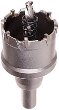 1pc 85mm Hartmetall-Spitze-Metallscherblock-Loch-Säge