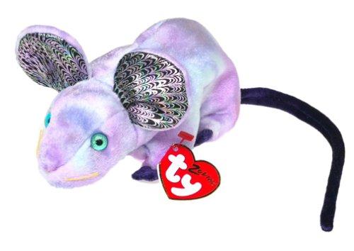 (Ty Beanie Babies - Zodiac Rat)