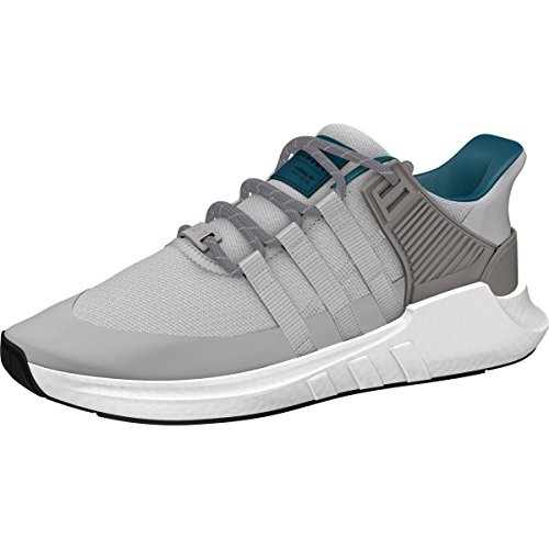 adidas Men's Gray Originals EQT Two Three Two Support 93 Gray Gray Shoe 17 Running CZwBqCg