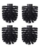 ToiletTree Products Toilet Brush Replacement Heads for Brushes (4)