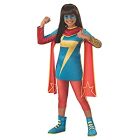 - 41W6RRkwd9L - Marvel Rising: Secret Warriors Ms. Marvel Costume, Small