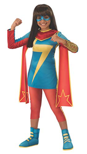 Marvel Rising: Secret Warriors Ms. Marvel Costume, Medium -