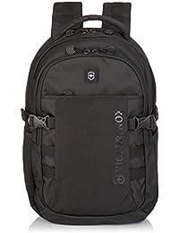 VX Sport Cadet Laptop Backpack, Black/Black, 19-Inch