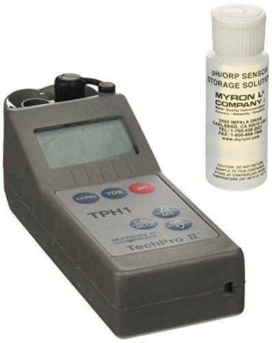 Myron L TPH1 TechPro II pH/Conductivity Meter - Buy Online