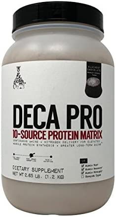 Deca PRO 10-Source Protein Matrix Blackout Chocolate