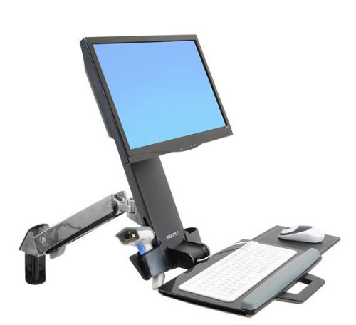 Galleon Vivo Dual Monitor Mount Stand Fully Adjustable