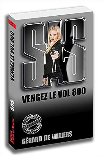 Télécharger SAS 125 Vengez le vol 800 EPUB eBook gratuit