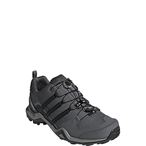 Scarpa Adidas Outdoor Uomo Terrex Swift R2 (8.5 - Grigio Tre / Nero / Grigio Cinque)