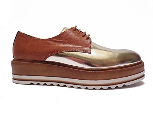 para Mujer CUOIERIA ANTICA Cordones de Zapatos qwRqxng