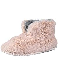 Women's Pile Bootie Slipper