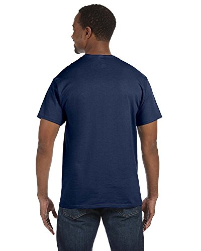 Jade Heavyweight T-shirt - Jerzees Men's Heavyweight Crewneck T-Shirt, Jade, XXXXX-Large