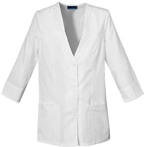 Cherokee Womens Sleeve Solid Jacket